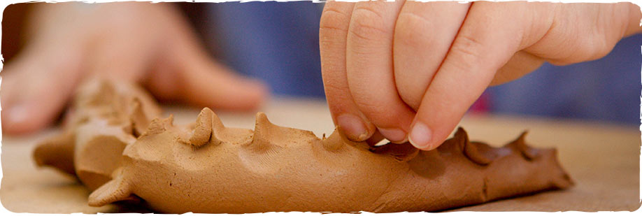 Little Hands clay classes
