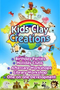 Kids Clay CreationsKids Clay Creations