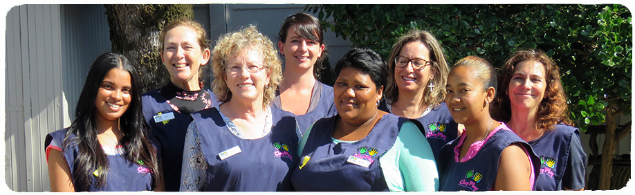 Who we are - ClayPlay Northern Suburbs Staff